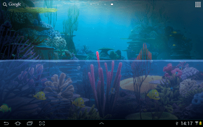 Fish Tank Live Wallpaper - Android Apps on Google Play