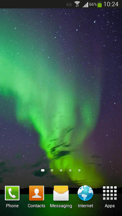 Aurora Borealis Live Wallpaper - Android Apps on Google Play