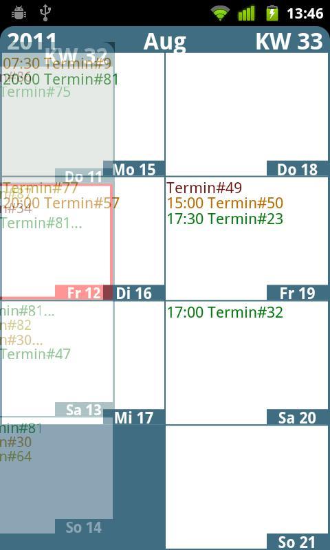 How To Create A Calendar In Google Calendar Id How To Create And Share Multiple Google Calendars Weekly Calendar Android Apps On Google Play
