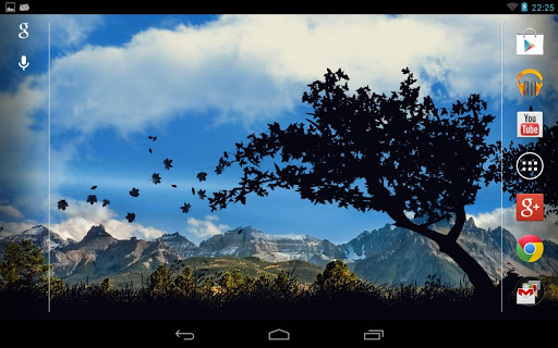 Falling Leaves Hd Live Wallpaper Apk Falling Leaves Hd Apk Descargar Gratis