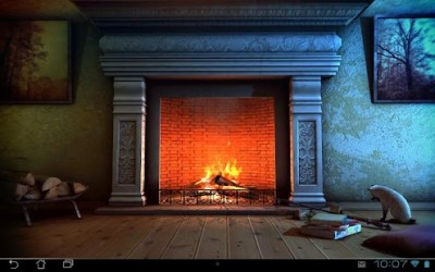 Fireplace 3D Pro lwp - Android Apps on Google Play