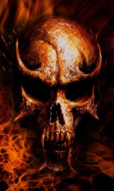 Fire Skulls Live Wallpaper - Android Apps on Google Play