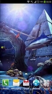 Atlantis 3d Pro Live Wallpaper Atlantis 3d Pro Live Wallpaper Android Apps On Google Play
