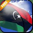 3D Libya Flag Live Wallpaper APK