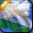3D India Flag Live Wallpaper APK