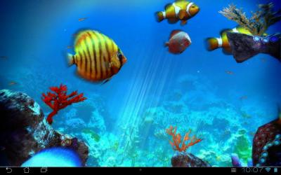 Tropical Ocean 3D LWP - Android Apps on Google Play