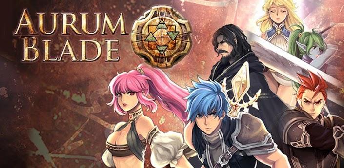 Aurum Blade v1.0.0 Mod (Unlimited Diamond) Apk Game Download