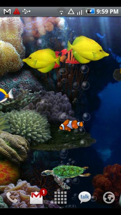 Aquarium Free Live Wallpaper - Android Apps on Google Play