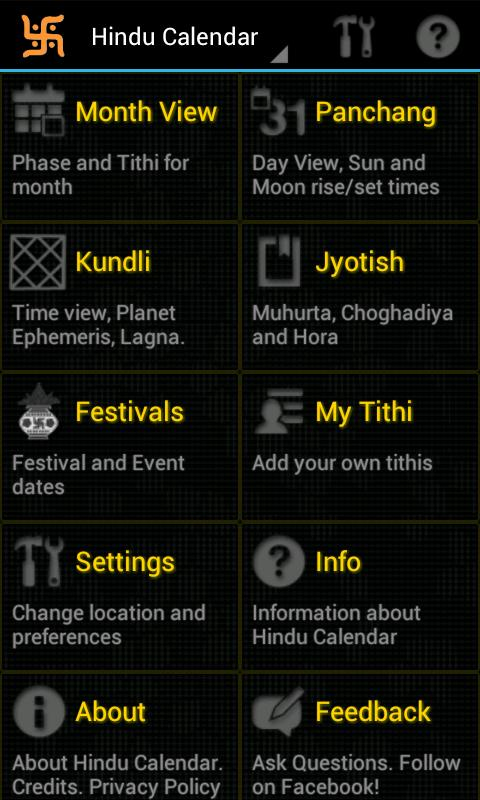 Buy Hindu Calendar 2014 Shubh Muhurat To Buy Gold In 2014 According To Hindu Hindu Calendar Android Apps On Google Play