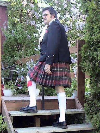 costume écossais