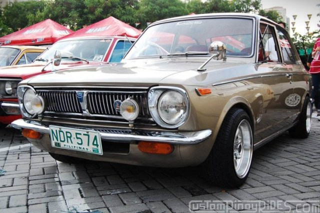 Pristine Old School Toyota Sprinter KE10 by Cartistics Auto Restoration Garage pic5