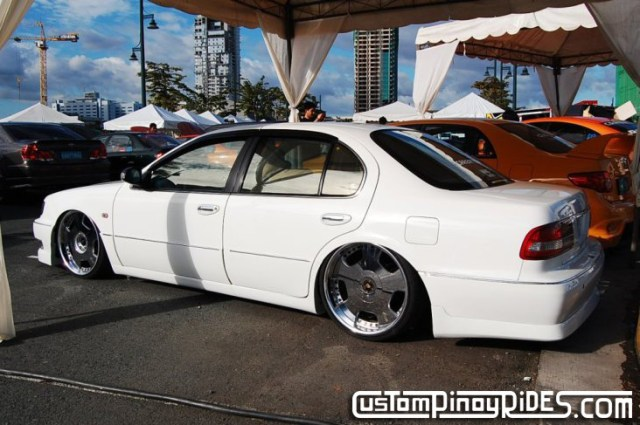 VIP Style A32 Nissan Cefiro by Careation - CustomPinoyRides pic3