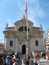 Orlando Column - Dubrovnik-1.JPG