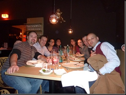 Team Dinner 010