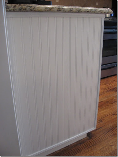 Beadboard Wallpaper Project - Southern Hospitality