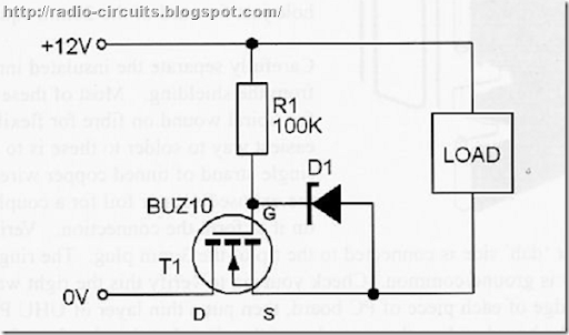 reverse polarity protection circuit
