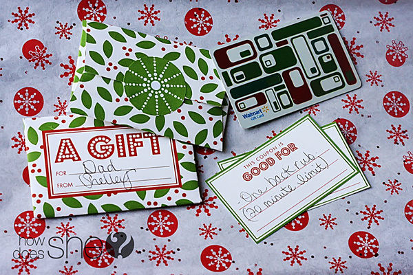 Free Gift Giving Printables Set Available At Howdoesshe