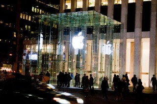 New York Apple Store
