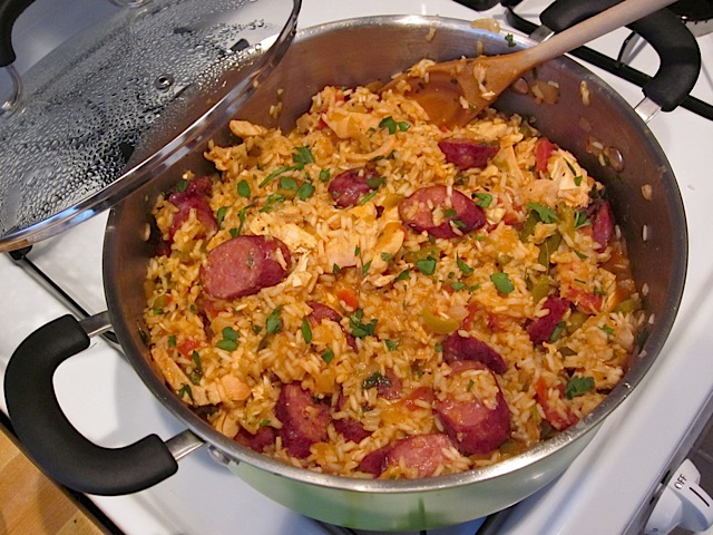 jambalaya all done!