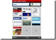 Opera Mini 5 mobile web browser released