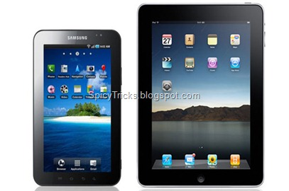 Samsung's Galaxy Tab Aims to Battle the Apples iPad