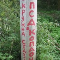 Miljakovacka suma: Od opstine Rakovica do Manastira Rakovica (6 km)