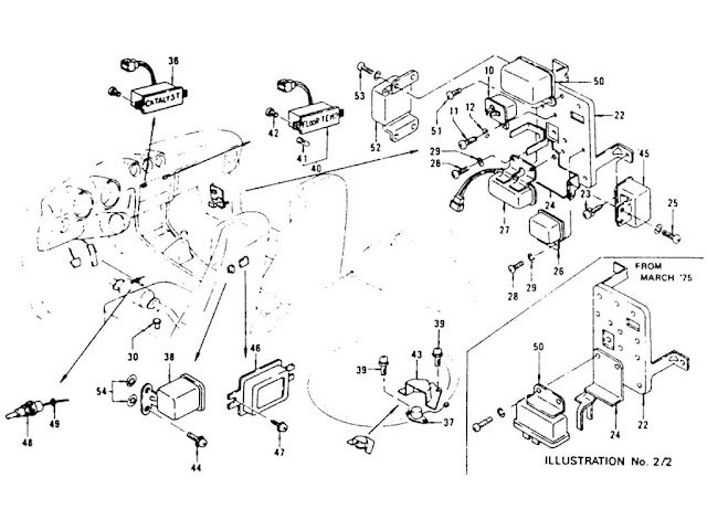 1982 280zx turbo wiring diagrams