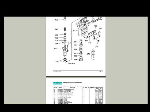 Kubota B2100 Wiring Diagram Wiring Diagram Libraries