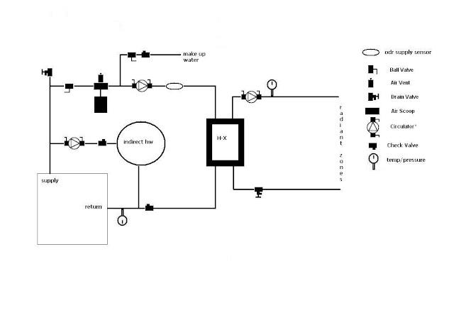 tekmar 260 wiring diagram