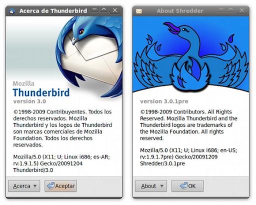 Thunderbird 3 y Shredder corriendo al mismo tiempo