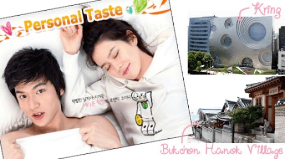 personnal taste