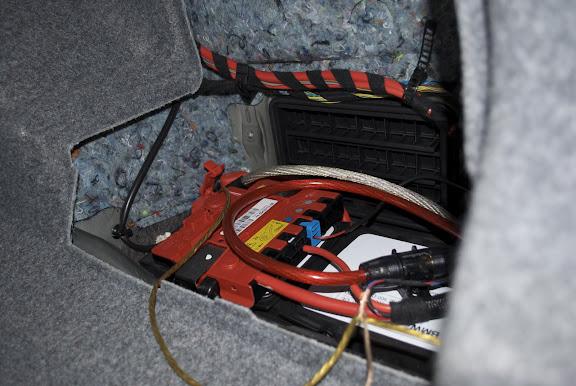 DIY Amp/Sub Install