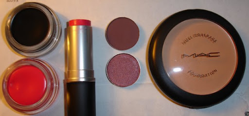 MAC Chromaline Makeup