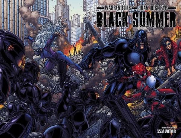 Black Summer Team