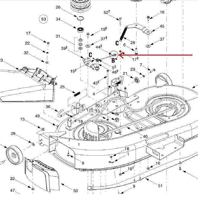 troy bilt wiring diagrams 13an77kg011