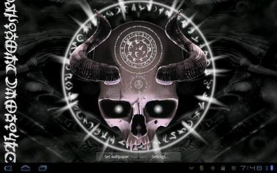 Mystical Skull Live Wallpaper - Android Apps on Google Play