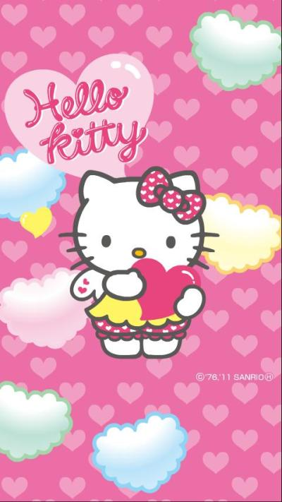 HELLO KITTY LiveWallpaper 4 - Android Apps on Google Play