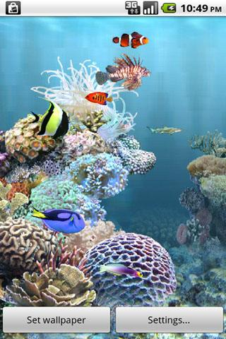 aniPet Aquarium Live Wallpaper - Android Apps on Google Play