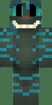 Minecraft Skin Wallpaper Girl Cheshire Nova Skin
