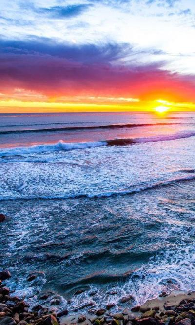 Ocean Sunset Live Wallpaper - Android Apps on Google Play