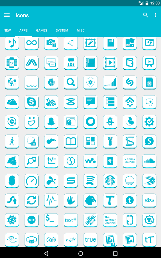 Google Calendar Live Widget Google Calendar Live Widget 1010 Download Apk For Vrs White Cyan Icon Pack Android Apps On Google Play