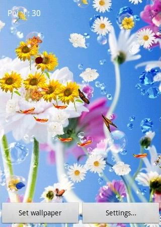 Flowers Live Wallpaper - Android Apps on Google Play
