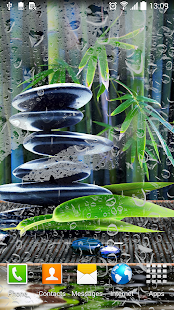 Water Falling Leaves Live Wallpaper Apk How To Install Zen Garden Live Wallpaper 1 0 2 Apk For Android