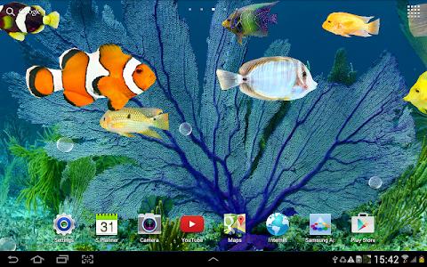 3d Effect Live Wallpaper V Apk Aquarium Live Wallpaper Hd 1 0 3 Apk For Android