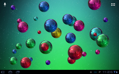 Space Bubbles Live Wallpaper - Android Apps on Google Play