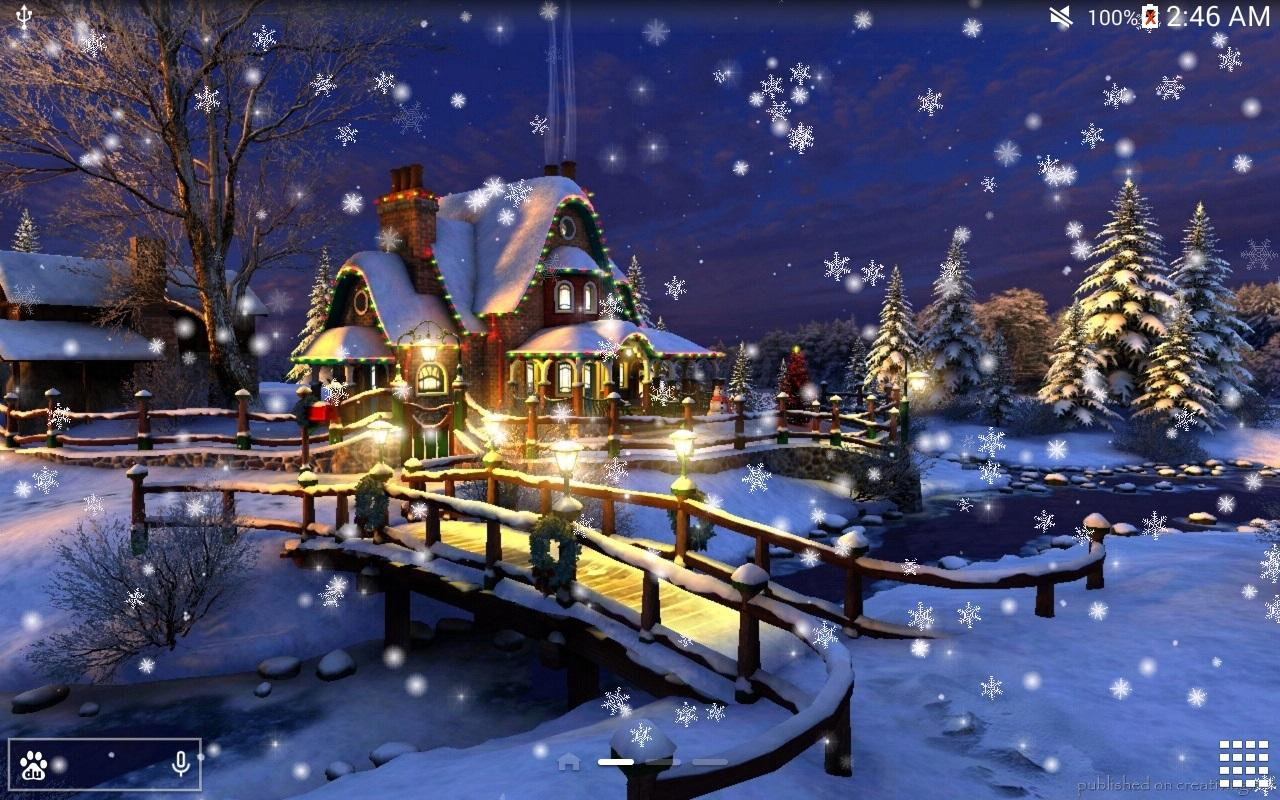 Season Zen Hd Live Wallpaper Full Version Free Download Snow Night City Live Wallpaper Android Apps On Google Play