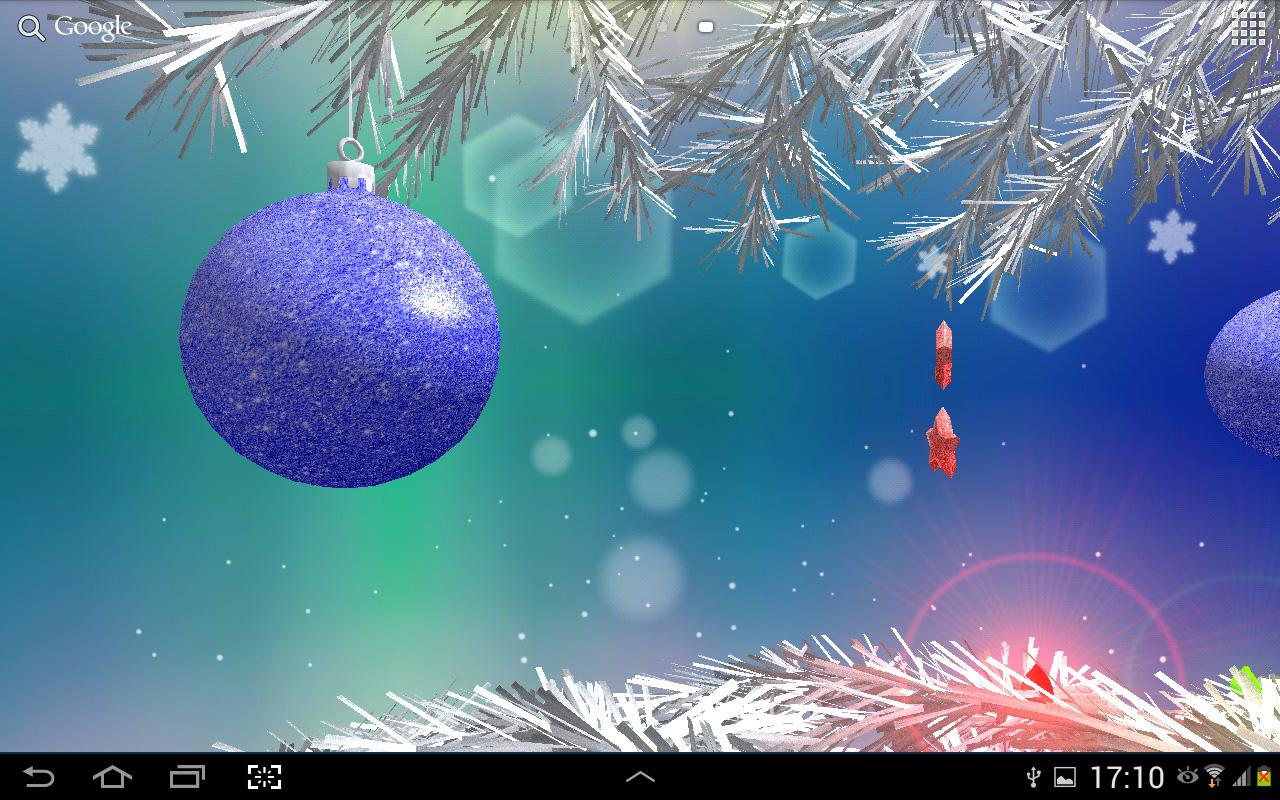 3d Xmas Tree Live Wallpaper X Mas 3d Live Wallpaper Android Apps On Google Play