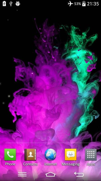 Smoke G3 Live Wallpaper - Android Apps on Google Play