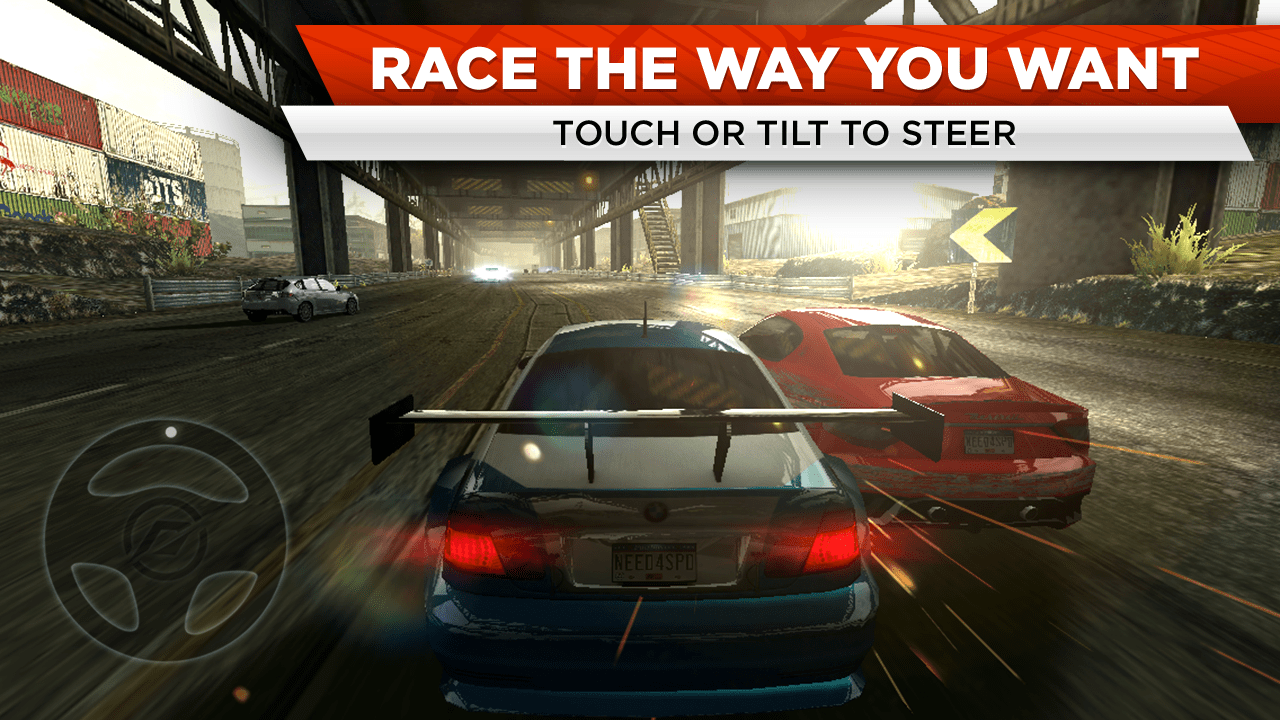 Racing Cars Full Live Wallpaper Apk Need For Speed Most Wanted V1 0 50 Apk For Android Game