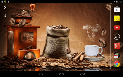 Coffee Live Wallpaper - Android Apps on Google Play